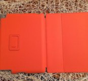 Чехол на iPad 2/new оранжевый