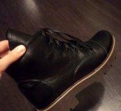Новые ботинки, натуральная кожа