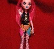 Кукла монстр хай новый семестр джи джи Грант
