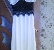 Вечернее платье.Новое. Размер 44-46,48