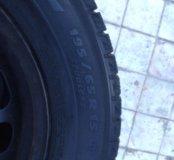 Michelin x-ice 195/65R15