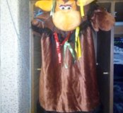 Новогодний костюм обезьяны