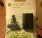 Зарядный комплект для xbox 360