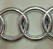 Эмблема логотип значок знак Audi