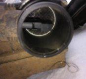 ДМРВ и Блок воздушного фильтра ваз2109
