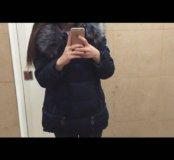 Куртка (пуховик) зимний