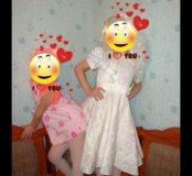 Детское платье б/у