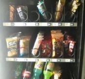Готовый бизнес на снековых автоматах