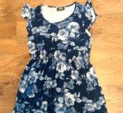 Платье на рост до 160 см