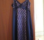 Платье вечернее 46-48р