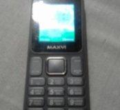 Телефон Maxvi