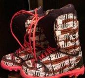 Ботинки для сноуборда (43размер)