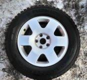 Нов. шип. 225/60 R16 на Audi, 1 шт