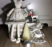 Игрушки, подсвечники, свечи Zara home, stockmann