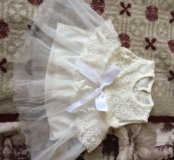 Детское платье праздничное НОВОЕ