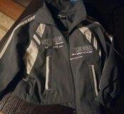 Курточка до 10 мес