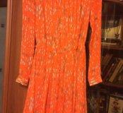 🌻Яркое и женственное платье от Киры Пластинины.
