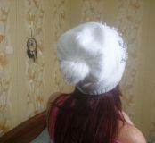Белые шапки зима