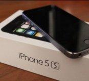 iPhone 5s на 16 гб без Touch ID