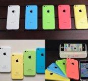iPhone 5 с  на 16 гб