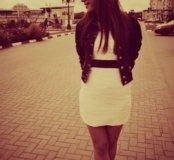 Продам платье белое
