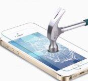 Защитные стекла экрана iPhone