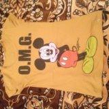 Новая футболка Микки Маус