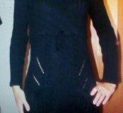 Платье теплое 42-44