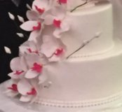Торты на заказ на свадьбу