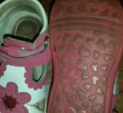 Обувь для девочек 2 по 400 руб