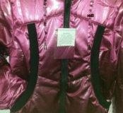 Стильная куртка новая на осень