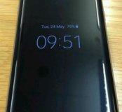 Samsung S7 edge платина