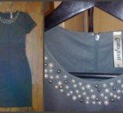 Стильные платья и блузочки)