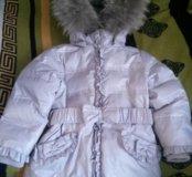 Куртка зима.Ledotte.