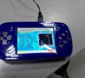 Портативная игровая консоль Сега