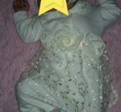 Костюм на новорожденную