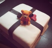 Тортики с мастикой