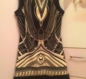 Платье теплое 44р.