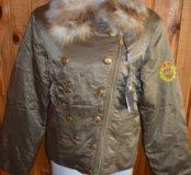 Новая курточку