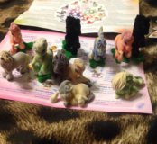 Коллекционные игрушки Маджики любимые лошадки