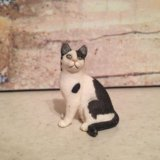 Игрушечная статуэтка кошки Shleich
