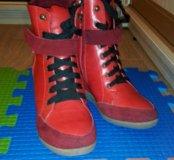 Сникеры. Ботинки