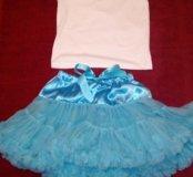 Платье 128-140