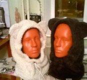 Горнолыжные шлемы из шерсти