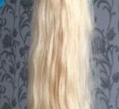 Блонд на капсулах, 60 см, дабл дрон