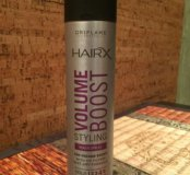 Новый! Лак для волос с эффектом объема «Эксперт»