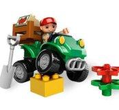 Лего 5645 машина фермера