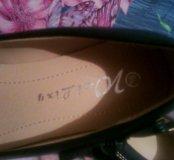 Туфли женские, новые . 36 размер,