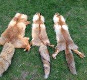 Мех лисы