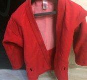 Продам кимоно(куртка и шорты) для самбо от фирмы